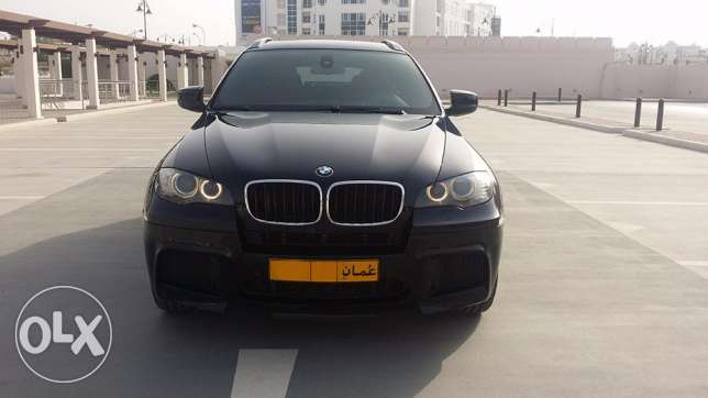للــــ BMW X6 Mpawer ـــــبيع مسقط -  4