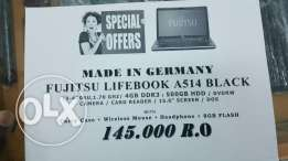 Limited time offer for all laptop.