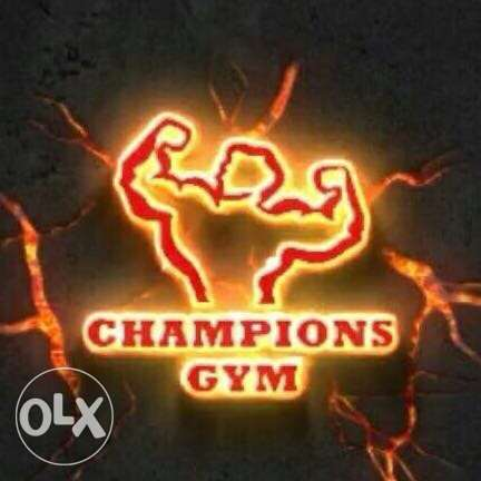 I looking for coach man in champions Gym