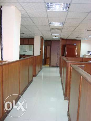 Fully furnished office at prime location in Ghala near Royal Hospital مسقط -  1