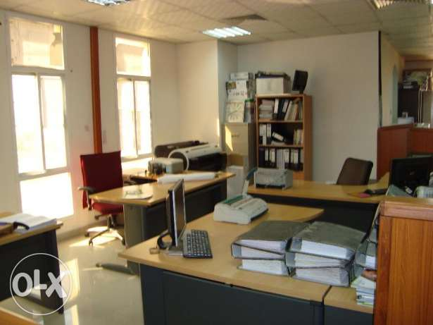 Fully furnished office for rent in Ghala near Royal Hospital مسقط -  2