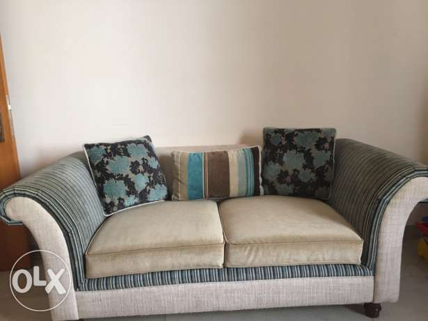 2 seater sofa set