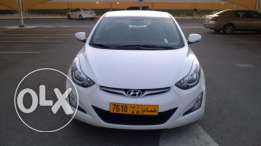 Indian lady driven 2015 model Hyundai Elantra for urgent sale