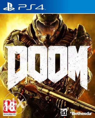Doom for sale (ps4)