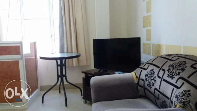 Alkhawir Fully Furnished 1 BHK for rent