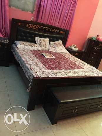 Complete bedroom set السيب -  3