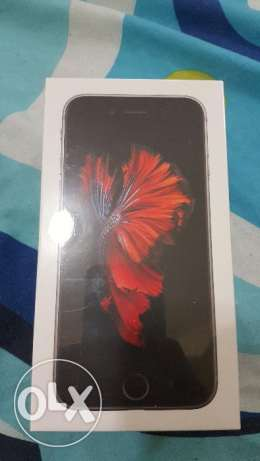 Brand new sealed iphone 6s 16 gb space gray for sale