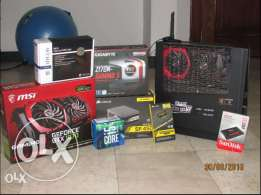 New Gaming Desktop