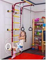 home gym for kids and adults