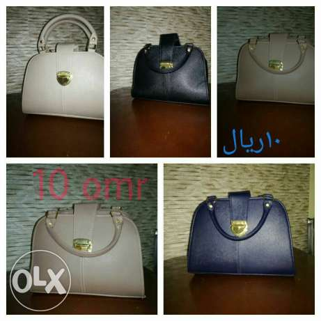 Ladies fashionable bags for a cheapest prices are now on hands .start مسقط -  3