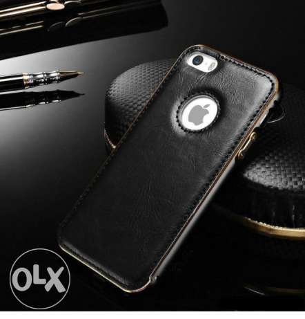 6/s black leather cover