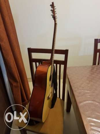 Well used guitar for sale