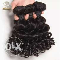 Virgin 100% Unprocessed human hair weave