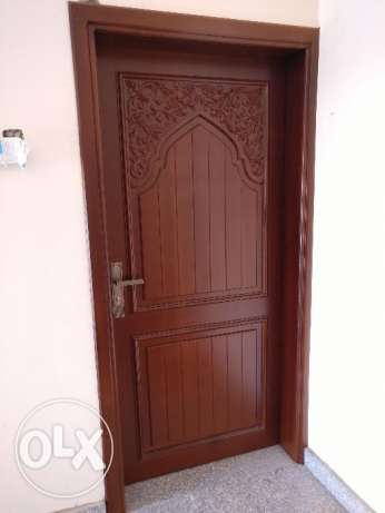 New Flat for Rent in Mabeela, Near to Muscat Express Way and German Un السيب -  2