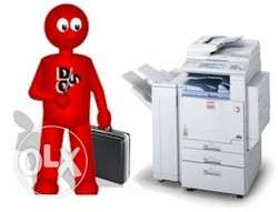 Printers & photocopiers Service and Repairing