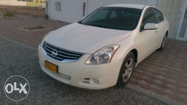 nissan altima first owner
