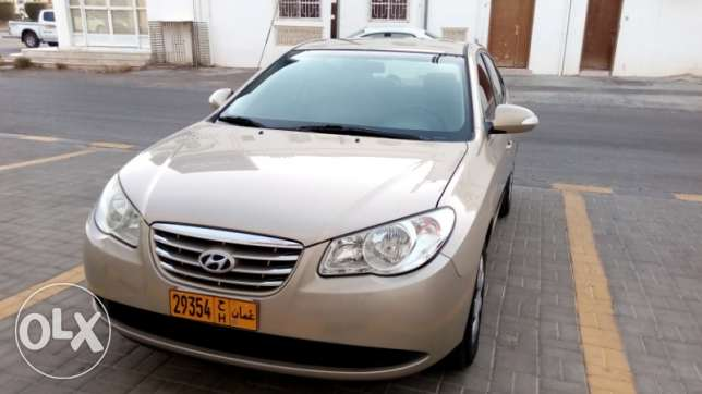 Hyundai Elantra 2011 In Excellent Condition