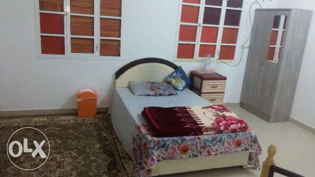Room with many other free facilities for rent