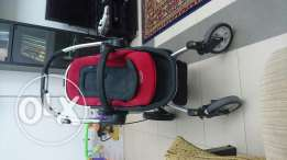Graco stroller in excellent condition for 35 ro only
