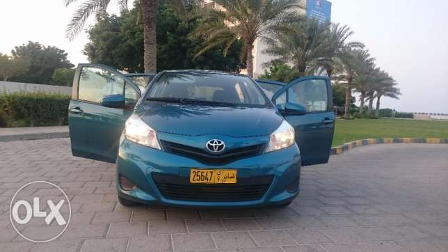 ياريس هاتشباك Yaris Hatchback المصنعة -  2