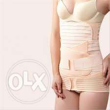 post partum belt for women- 3 pieces set مسقط -  7