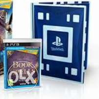 book of spells ps3 CD