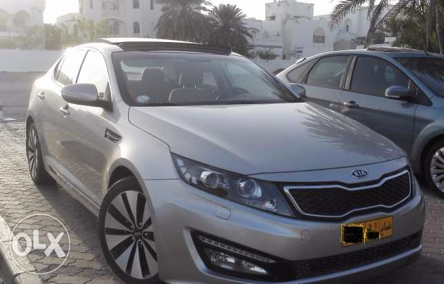Low Mileage Expat Driven Accident Free like new مسقط -  1