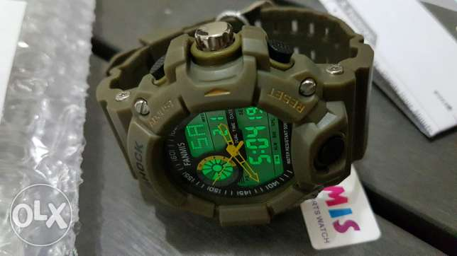 Multifunction watch بوشر -  2