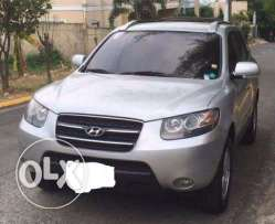 Hyundai Santafe 2009 Very good condition