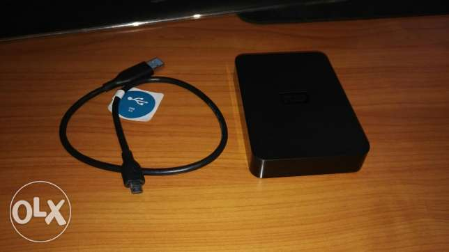 Western digital usb 500 GB harddrive