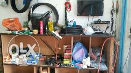 Cycle SHOP for Sale rent 150 OMR