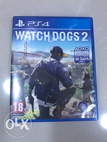 watch dogs نضيف جداً