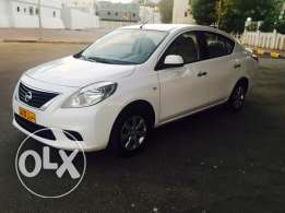 2012 Nissan sunny automatic expat used from suhail bahwan agency