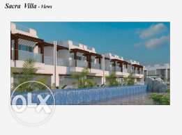 Freehold 5BR Muscat Hiils, Sacra type villas for sale.