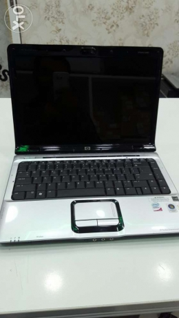 Hp laptop dv serious for sale dv6000 السيب -  1