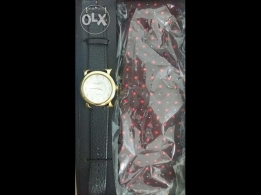 Watch & tie new gift set Tie London brand, with original box
