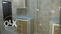 Alkhwair new 3 bhk flat for rent without commission