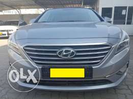 Hyundai Sonata 2015 model for urgent sale top model with full options