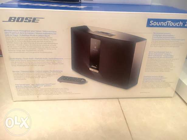 "Bose 20""sound touch بركاء -  3"