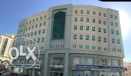 Office Space FOR RENT 283SQM in Al Ghubrah near Aster Hospital pp29