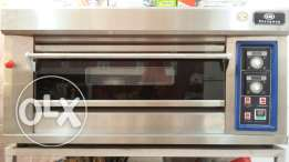فرن غاز كبيير..large baking gas oven