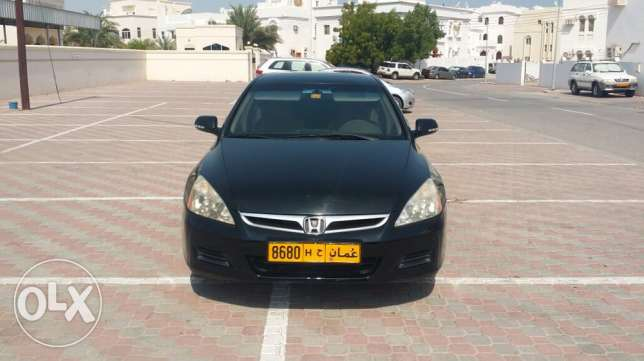 Accord 2007 Excellent Condition مسقط -  3