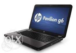 hp pavilion g6 core i five used