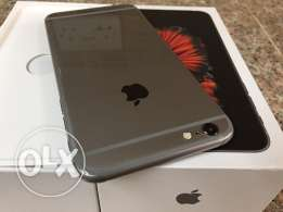 apple iPhone 6s Plus 64gb brand new condition with clear coat and warr
