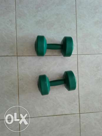 5kgs dumbbells for sale