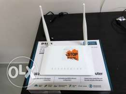 modem with wifi router