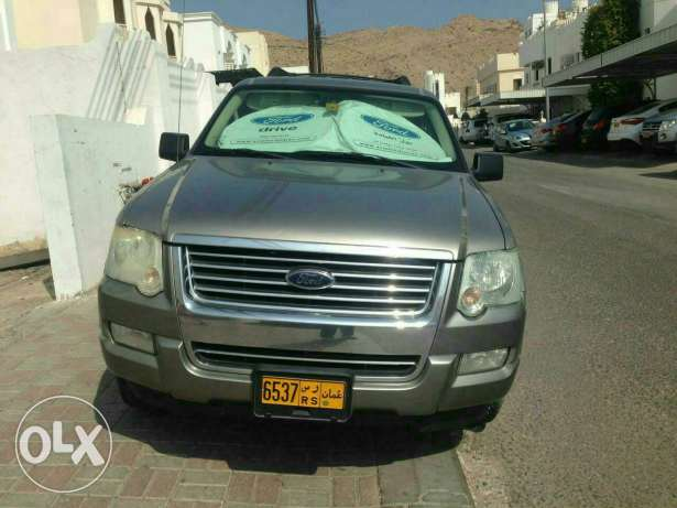 Ford Explorer 2008 Model In Very Good Condition مسقط -  2