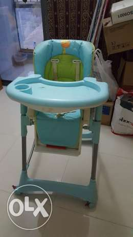 Baby Stroller and Feeder