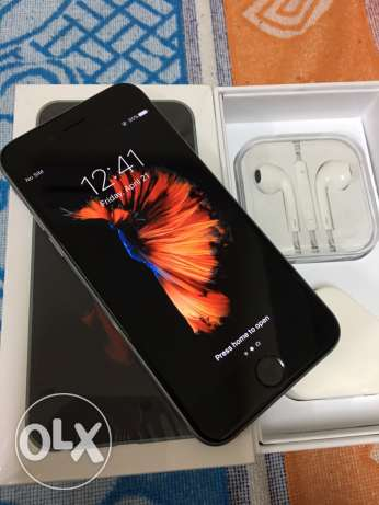 Apple iPhone 6s 128gb 100% clean like as a brand condition