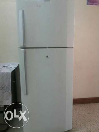 LG Refrigerator for sale,double door